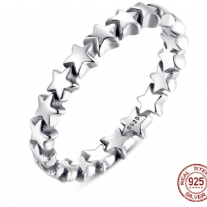 Star Ring - S925 Silver