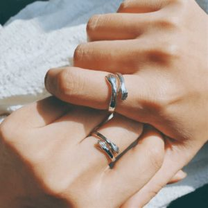 lovers ring for valentine's day
